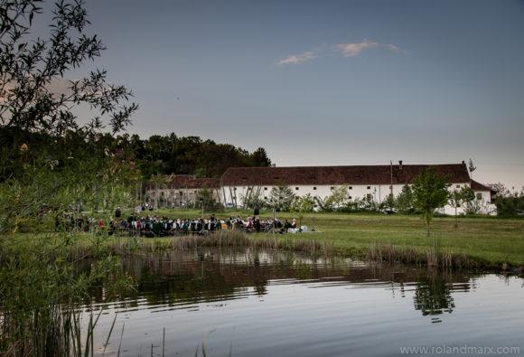 Event im Park Leibnitz