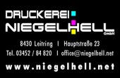 Druckerei Niegelhell GmbH