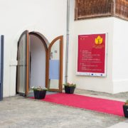 Der Genuss-Shop & die Ausstellungen öffnen wieder am SA 17. April….