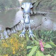 Aliens in der Südsteiermark. Und sie können sogar auf ihrem Teller landen.